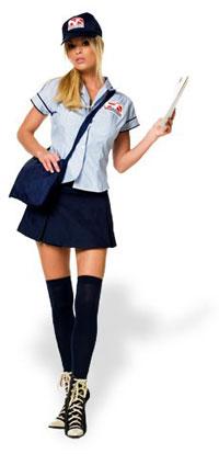 sexy-postgirl